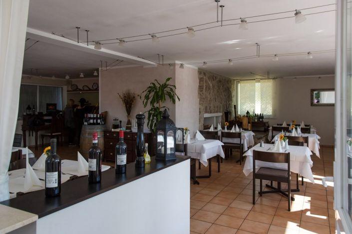 Restaurant im Tennisclub Asperg