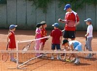 Jugendarbeit im Tennisclub Asperg